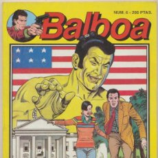 Cómics: BALBOA Nº 6. Lote 18911262