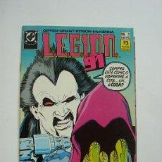 Cómics: LEGION 91 Nº 2 - DC (ZINCO) 1991. Lote 18915787