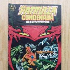 Cómics: LA PATRULLA CONDENADA - Nº 2 - EDICIONES ZINCO. Lote 19041248