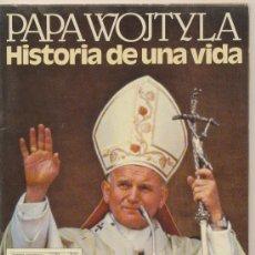 Cómics: PAPA WOJTYLA. HISTORIA DE UNA VIDA. ZINCO. (97 PÁGINAS). Lote 19061469