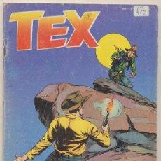 Cómics: TEX Nº 11.. Lote 19090317