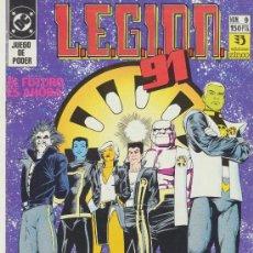 Cómics: LEGIÓN 91 Nº 9.. Lote 77968374