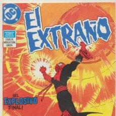 Cómics: EL EXTRAÑO Nº 4. Lote 19127305