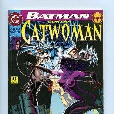 Cómics: COMIC PRESTIGIO DC BATMAN CONTRA CATWOMAN OBRA COMPLETA. Lote 19100533