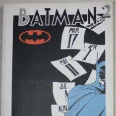 Cómics: COLECCIÓN GRANDES HEROES DEL COMIC, Nº6 ( BATMAN Nº2). . Lote 26759175