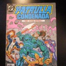 Fumetti: PATRULLA CONDENADA Nº 14 .............................C7. Lote 23694722