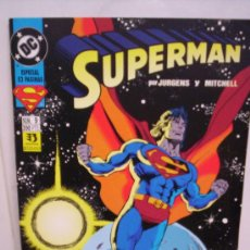 Cómics: SUPERMAN Nº 9 AÑO 1994 ESPECIAL 52 PAGINAS. Lote 19423532