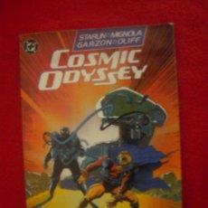 Cómics: COSMIC ODYSSEY- LIBRO 3 - STARLIN &MIGNOLA -DC EDICIONES ZINCO. Lote 23496611