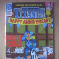 Cómics: NUEVOS TITANES VOL-2 Nº 28. ZINCO. Lote 19660982