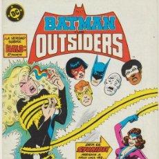 Cómics: BATMAN Y LOS OUTSIDERS Nº 15. Lote 19804626