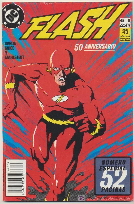 FLASH Nº 5. NÚMERO ESPECIAL (52 PÁGINAS) (Tebeos y Comics - Zinco - Otros)