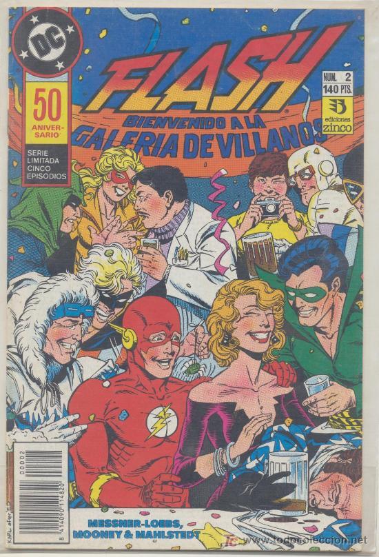 FLASH Nº 2 (Tebeos y Comics - Zinco - Otros)