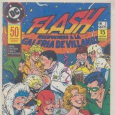 Cómics: FLASH Nº 2. Lote 19807600