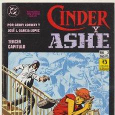 Cómics: CINDER Y ASHE Nº 3. Lote 19808236