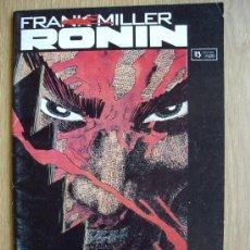 Cómics: RONIN. LIBRO 4. FRANK MILLER. Lote 26513592