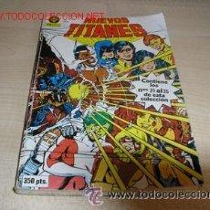 Cómics: COMIC NUEVOS TITANES EDICIONES ZINCO Nº 31 AL 35 1984. Lote 20423023