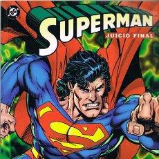 Cómics: SUPERMAN JUICIO FINAL. CAZADOR/PRESA LIBRO 2 POR DAN JURGENS. Lote 26163465