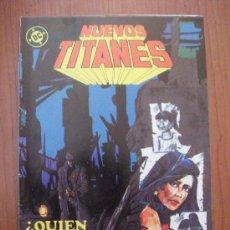 Cómics: NUEVOS TITANES Nº 34 EDICIONES ZINCO. Lote 46186066