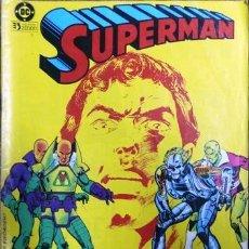 Cómics: SUPERMAN # 22 LEX LUTHOR PRIMERA SERIE EDICIONES ZINCO 1984 QUINTO ULTIMO NUMERO NOVARO. Lote 20784384