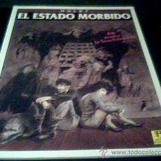 Cómics: EL ESTADO MORBIDO. HULET. ACTO PRIMERO: LA TORRE FULMINADA. EDICIONES ZINCO. 1994.. Lote 20895998
