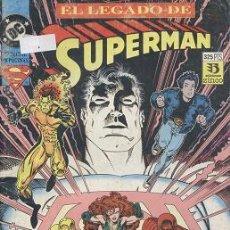 Fumetti: COMIC SUPERMAN - EDICIONES ZINCO, Nº 8: EL LEGADO DE SUPERMAN. Lote 20992390