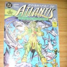Cómics: CRÓNICAS DE ATLANTIS Nº 4 DE 7: LA GUERRA TOTAL (PETER DAVID Y ESTEBAN MAROTO). Lote 21060664