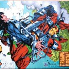 Cómics: SUPERMAN Y MISTER MIRACLE-TRAMPA MORTAL-Nº521-1995-. Lote 21154956