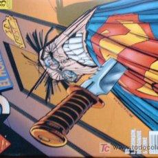 Cómics: SUPERMAN ,EL HOMBRE DE ACERO-ELSECRETO REVELADO-Nº44-1995-. Lote 21155033