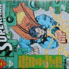 Cómics: SUPERMAN ,VIDA O MUERTE-Nº25-1995-. Lote 21155107
