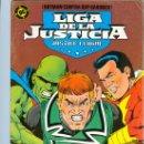 Cómics: LIGA DE LA JUSTICIA. ED. ZINCO. NÚMEROS 5, 6, 17 Y 51.. Lote 26161283