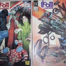 Comics: DOOM PATROL: EL CULTO DEL LIBRO NO ESCRITO (COMPLETA) . Lote 25855842
