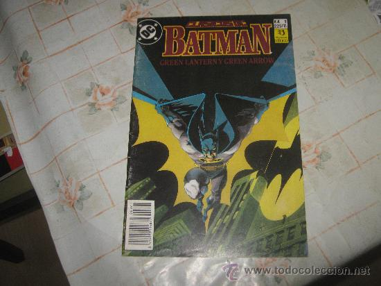 CLASICOS DC BATMAN Nº 1,LOTE MA. (Tebeos y Comics - Zinco - Batman)