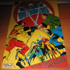 Cómics: BATMAN Y LOS OUTSIDERS Nº 9 PROCEDE DE RETAPADO . Lote 21654064