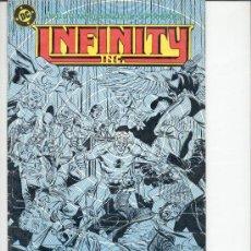 Cómics: INFINITY INC. 9. Lote 18250066