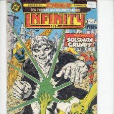 Cómics: INFINITY INC. 20 ZINCO. Lote 18250215