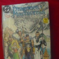Cómics: DRAGONES Y MAZMORRAS - COMPLETA 12 NUMEROS. Lote 27003527