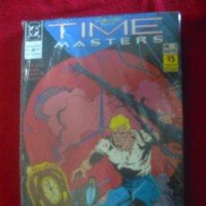 Cómics: TIME MASTERS - COMPLETA 8 NUMEROS. Lote 27024260
