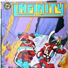 Comics: INFINITY INC # 15 - CRISIS - AÑO 1986 - EDICIONES ZINCO - ROY THOMAS & MCFARLANE - 36 P - JOYA. Lote 22016714