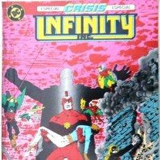 Comics: INFINITY INC # 16 - VERDES SUEÑOS - AÑO 1986 - EDICIONES ZINCO - ROY THOMAS & MCFARLANE - 36 P -JOYA. Lote 22016799