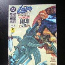 Cómics: LOBO CONTRATO SOBRE GAWD Nº 4 ZINCO 1994 .........C17. Lote 25824183