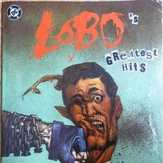 Comics - LOBO GREATEST HITS - ED. ZINCO - 176 PAG - AÑO 1991 - JOYA DE COLECCION - 22146556
