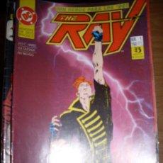 Cómics: ZINCO DC THE RAY COMPLETA BUEN ESTADO. Lote 22206891