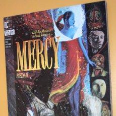 Cómics: MERCY (PIEDAD) - TOMO ÚNICO - DC COMICS VÉRTIGO .. Lote 25697896