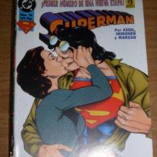 Cómics: EDICIONES ZINCO DC SUPERMAN NUMERO 34 NORMAL ESTADO. Lote 22225502