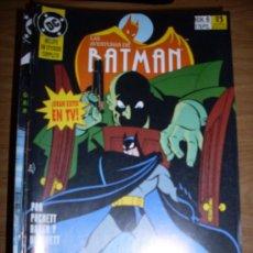 Cómics: EDICIONES ZINCO DC - BATMAN NUMERO 6. Lote 22225904