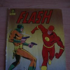 Cómics: FLASH Nº1. DC COMICS. EDICIONES ZINCO.. Lote 23513181