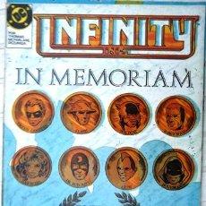 Comics: INFINITY INC # 22 - IN MEMORIAM - AÑO 1986 - EDICIONES ZINCO - ROY THOMAS & MCFARLANE - 36 P - JOYA. Lote 51008606