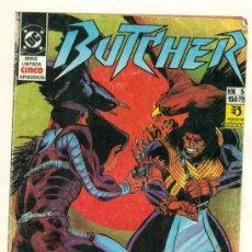 Cómics: BUTCHER Nº 5 - ED. ZINCO CD. Lote 22388824