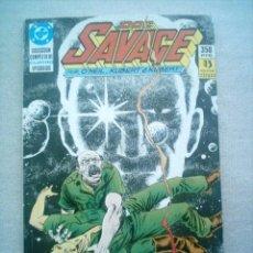 Fumetti: DOC SAVAGE TOMO 1 ( Nº 1,2,3 Y 4) RETAPADO / ZINCO 1990. Lote 25704764
