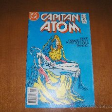 Cómics: CAPITÁN ATOM Nº 6 - DC (ZINCO) 1988. Lote 23396162